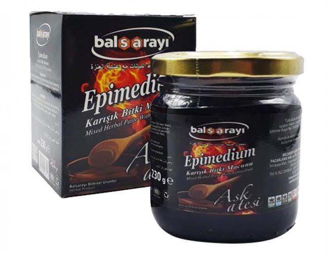 Balsarayı Epimedium Mixed Herbal Paste Maccun 230g фото