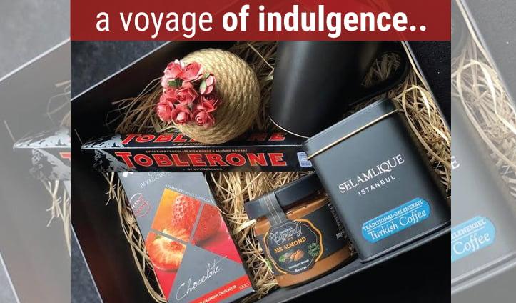 Selamlique gift package