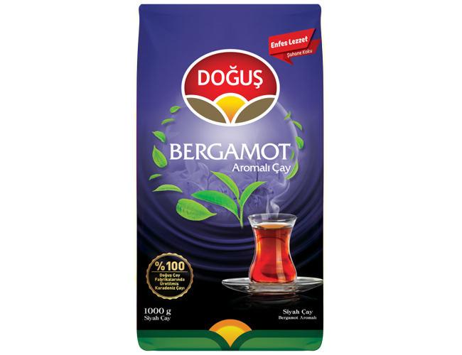 Doğuş Bergamot Flavored Black Tea фото