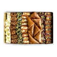 Hafiz Mustafa Mezcla de grageas y delicias de chocolate turco 1400gr