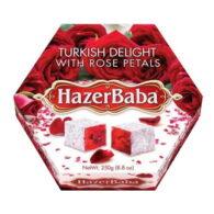 Hazer Baba Delicias Turcas con Pétalos de Rosa