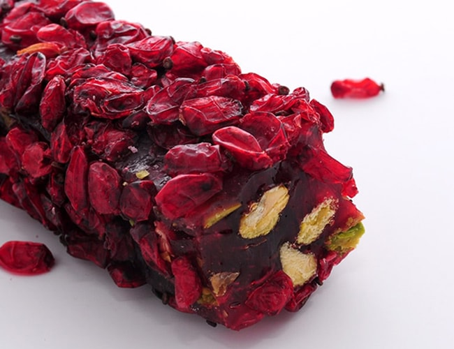 Turkish Delight with Pomegranate фото