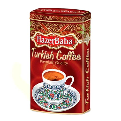 Hazer Baba Traditional Turkish Coffee
