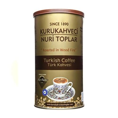 Kurukahveci nuri toplar caffè turco tradizionale 250g