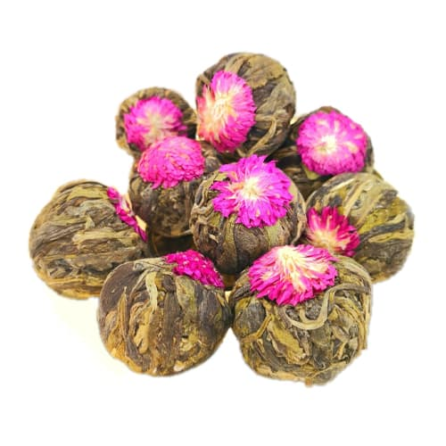Speciale Flower Tea Balls Jasmine Blooming