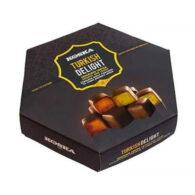 Koska ช็อกโกแลตเคลือบรสตุรกีดีไลท์ด้วยมะนาวและรสส้ม 140 gr