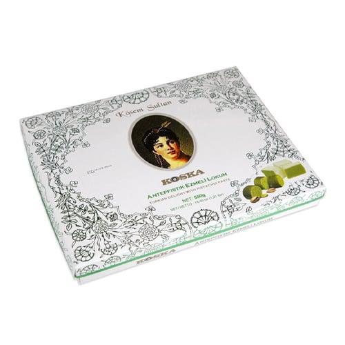 Koska tradicionalni turški užitki Kösem Sultan s pistacijevo pasto 550 gr