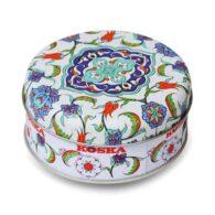 Koska Traditional Turkish Delight กับ Double Pistachio Metal ชนิดบรรจุกล่อง 120 กรัม