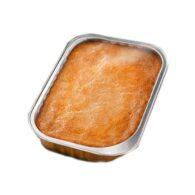 Koska tradicional turco Halva en el horno sin azúcar para diabéticos 250 gr