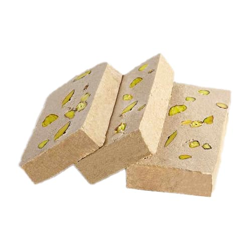 Koska Traditional Turkish Halva dengan Pistachio Sugar Free for Diabetic 350 gr