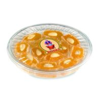Koska Turkish Delight of Palace with Almond Transparent Boxed