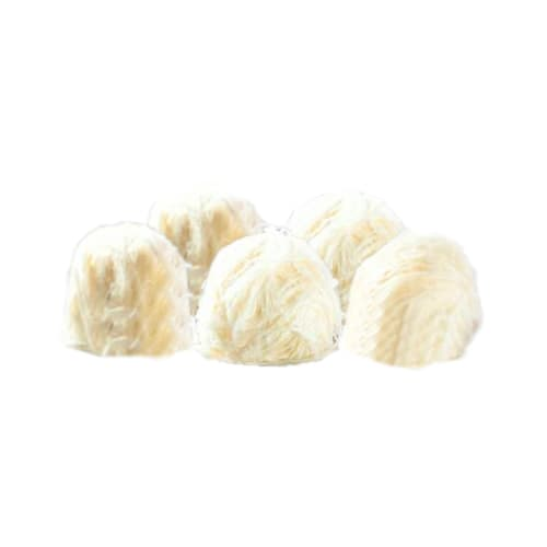 Koska Turkish Traditional Plain Floss Halva (Algodón de azúcar) 250 gr