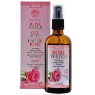 Akita premium guality natural turkish rose water spray contains rose oil min 1