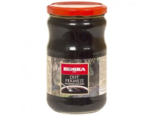 Koska organic natural turkish sweet mulberry molasses 800gr