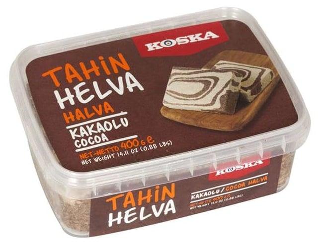 Koska Turkish Halva-Candy Cocoa Flavored фото