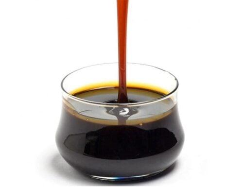 Koska turkish natural organic turkish mulberry molasses sweet plastic jar 700gr