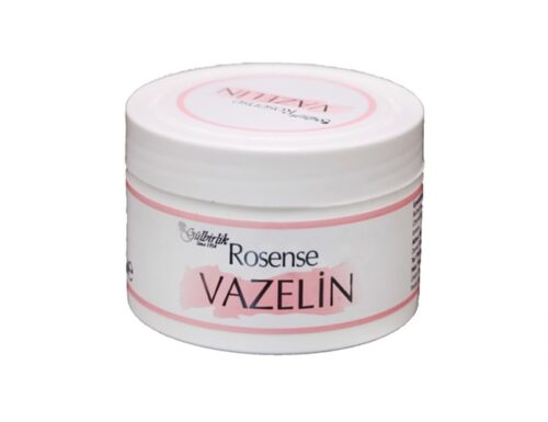 Rosense natural rose vaseline 100ml min