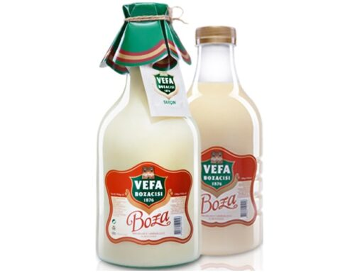Vefa turkish boza beverage min