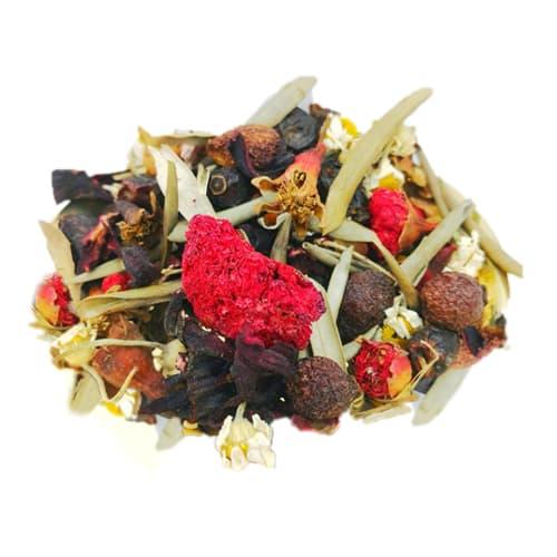Cholesterol tea herbal mix
