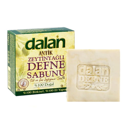 Handmade Daphne Soap with Olive Oil 1 Piece 150 gr