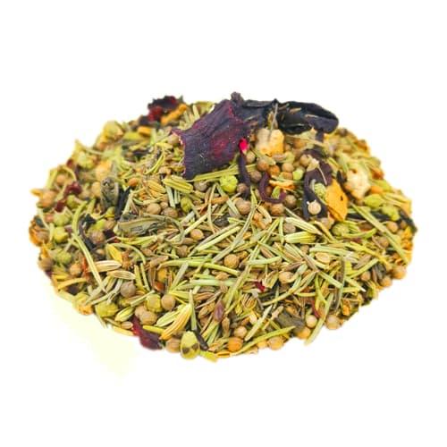 Herbal form tea