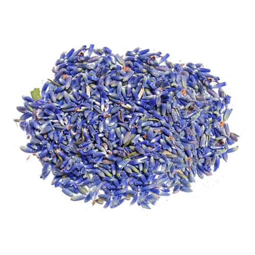 Natural lavender tea