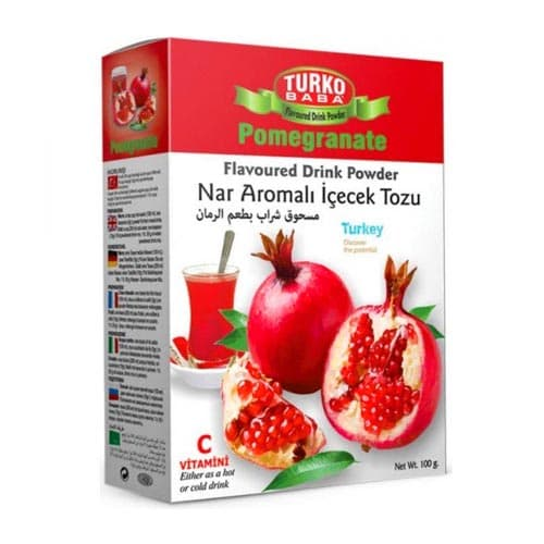 Natural Pomegranate Tea