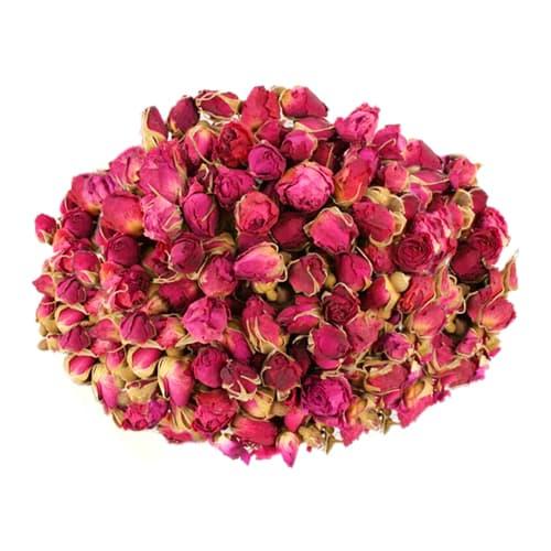 شاي الورد الأحمر