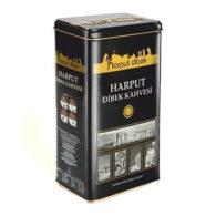 전통적인 디벡 터키어 커피