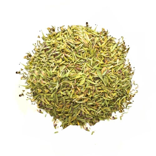 Traditional oregano (thyme) spice