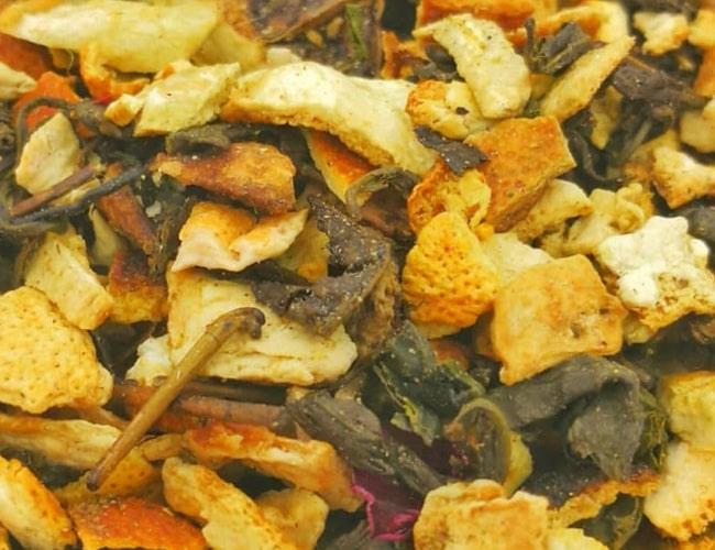 Green Tea Herbal Mix фото