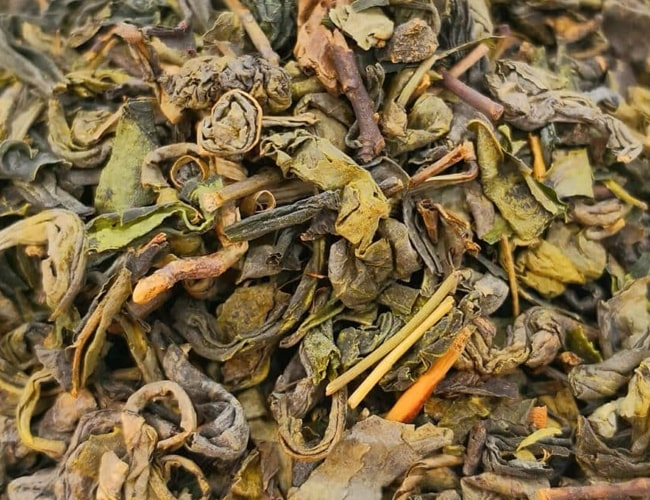 Green Tea фото