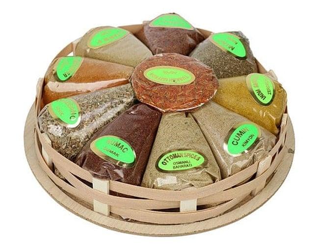 Large Spice Basket фото