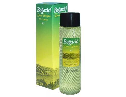 Lemon cologne pvc bottle 200 ml