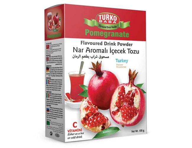 Natural Pomegranate Tea фото