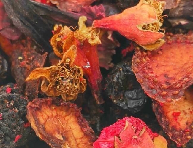 Red Fruit Mix Tea фото