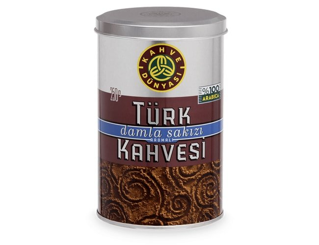Traditional Turkish Coffee with Gum Mastic, 250 gr фото