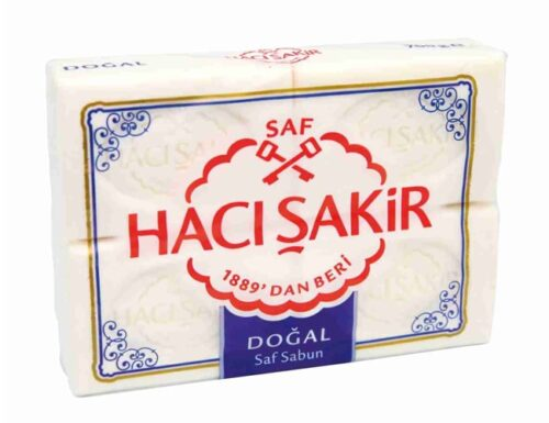 Tyrkisk traditionel hammam sæbe 150 gr 4 olie 4 stykker 150 gr x 4
