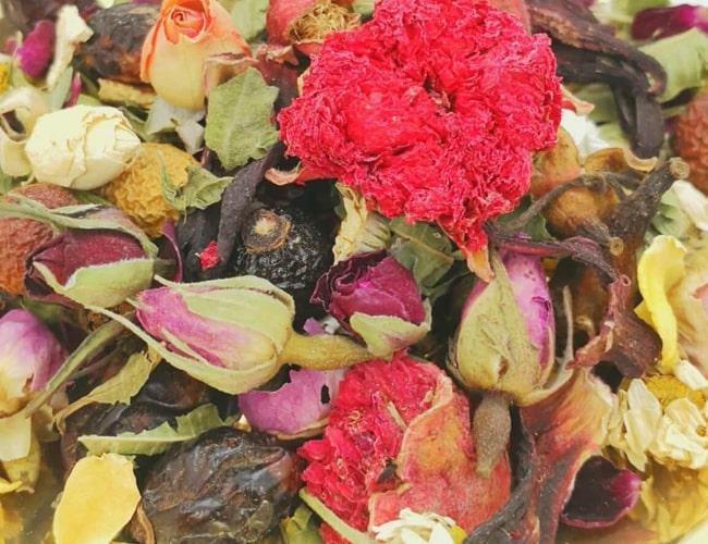 Winter Mix Tea фото