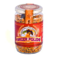Natural Turkish Anzer Bee Pollen from Rize Anzer Plateau