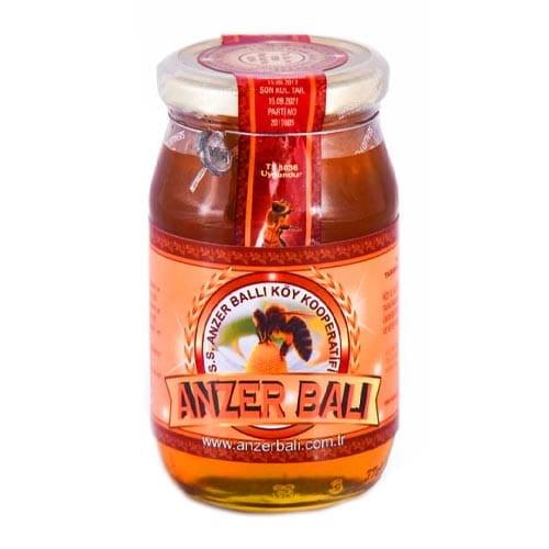 Naturlig tyrkisk-Anzer honning fra Rize Anzer Plateau