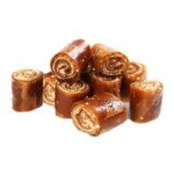 Pestil natural turco con pulpa de miel y frutos secos de avellana