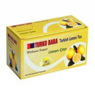 Lemon Tea Bag