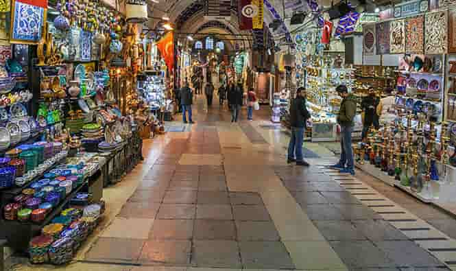 Grand bazaar istanbul online shopping center