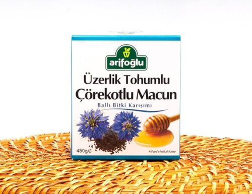 Esfand seeds fennel flowerhoney paste min
