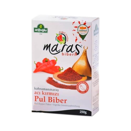 Hot Chili Powder (Marash Red Pepper)