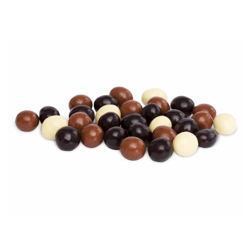 Coffee Dragee Covered with Mix Chocolate 200gr