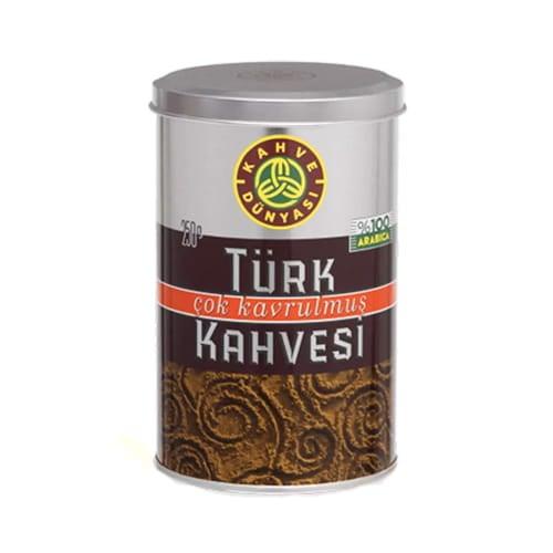 다크 로스트 터키 커피 Kahve Dunyasi 250 gr