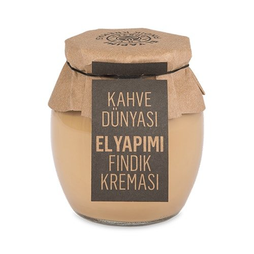 Turkish Hazelnut Cream Hand Made 380g