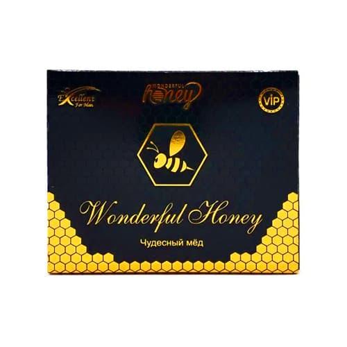 Wonderful honey natural aphrodisiac, 15 g, 12 pieces